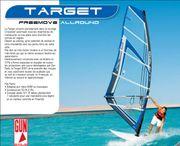 Gun Sails Target 6 4qm -