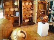 Offener Atelierbesuch bei Holzkunst Hans