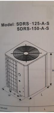Luft Wasser Wärmepumpe 14 8KW