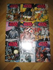 Star Wars Comics Classic 1-9