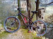 MTB fully Trek fuel EX