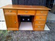 Wohnzimmer Schreibtisch Holz Möbel Arbeitszimmer
