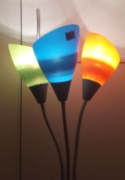 Tütenlampe Stehlampe Alt