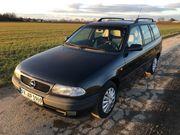 Opel Astra f 1 6