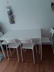 Esstisch IKEA ohne Stühle