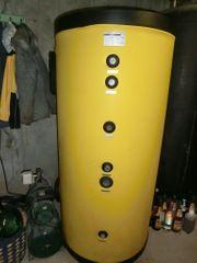 300 L Solarspeicher Pufferspeicher Warmwasserspeicher
