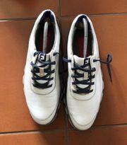 Golfschuhe Footjoy SL light weiß