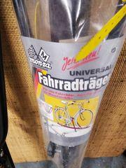 Fahrradständer Monza für Pkw-Dachgepäckträger neuwertig