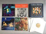 Schallplatten LPs Klassik und Weihnachtslieder