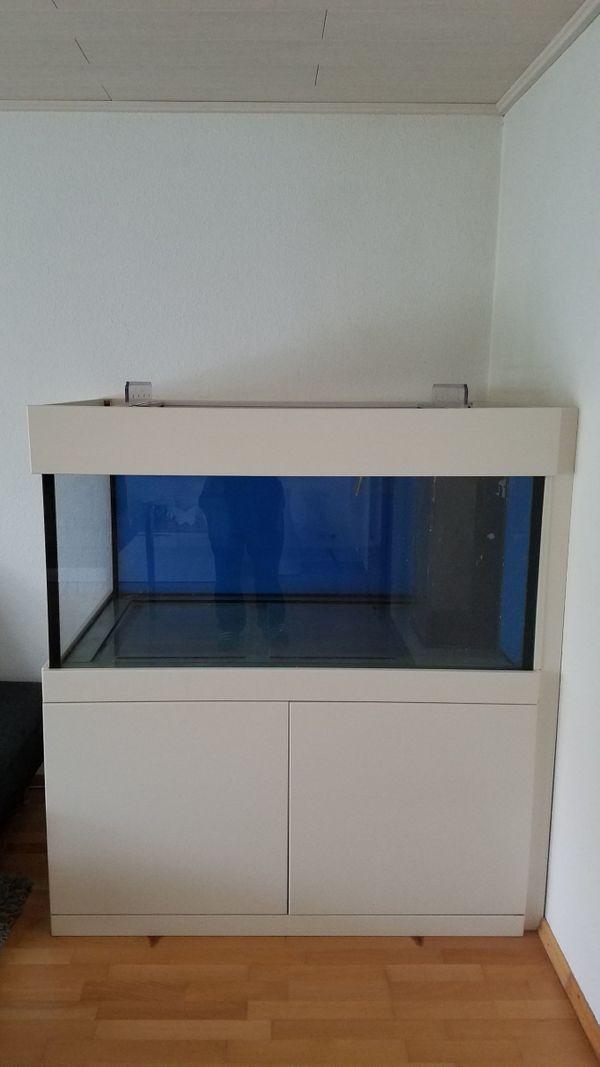 600 Liter Aquarium plus Technik