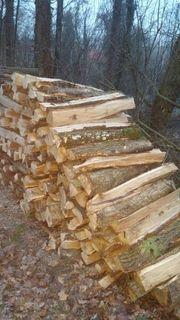 Brennholz Kaminholz Eiche und Esche