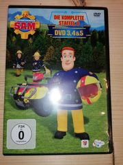 Feuerwehrmann Sam Staffel 8 3xDVD