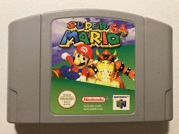 Super Mario 64 Nintendo 64