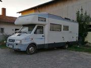 Wohnmobil IVECO 40 12 Mobilvetta