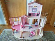Großes Barbie-Haus Puppenhaus