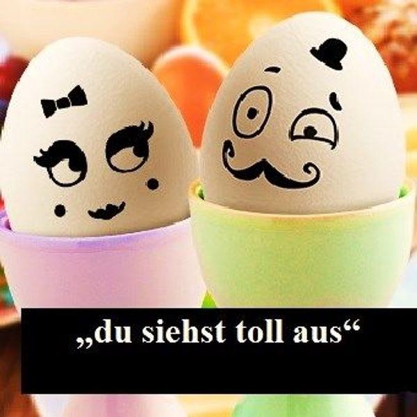 ach Du dickes Ei er