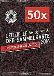95 Sammelkarten EM2016 DFB Fussball