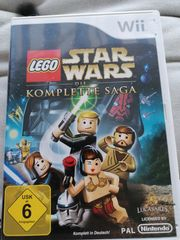 Wii Spiel Star Wars Die