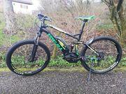 E-Bike Fully Mountainbike Rieju Bosch