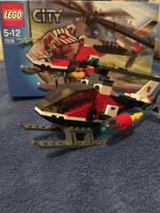 Lego City 7238 Helikopter