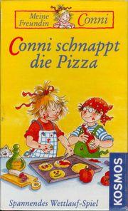 Conni schnappt die Pizza -Spannendes