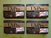 4 x Sony UX-Pro 90