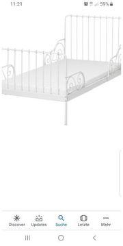 Ikea Minnen Bett