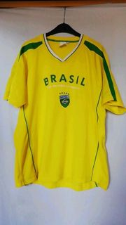 Brasil Fußball-Trikot 2006 Gr L