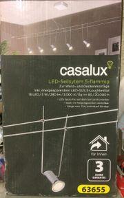 LED Seilsystem 5-flammig