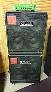 Bass Anlage 1000 Watt zu