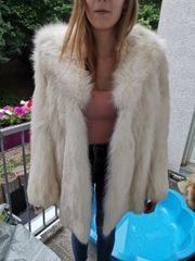 saga selected fox polarFuchs mantel