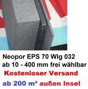 200 m³ Neoporplatte Wlg 031-32