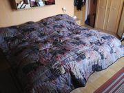 Tagesdecke für Doppelbett für 1