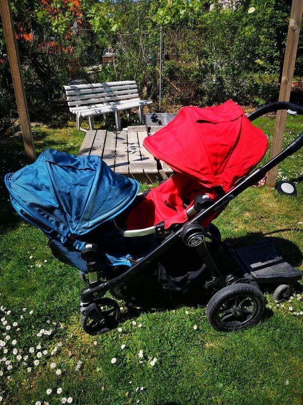 Babyjogger Geschwisterwagen Kinderwagen