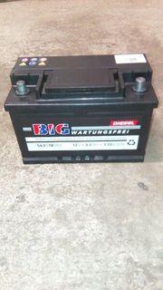 1 Starterbatterie 12 Volt 63