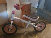 Laufrad und Kinderfahrrad