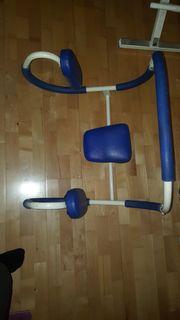 Trainingsgerät Bauch Bauchtrainer