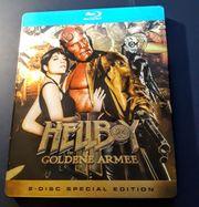 Blu ray steelbook hellboy the
