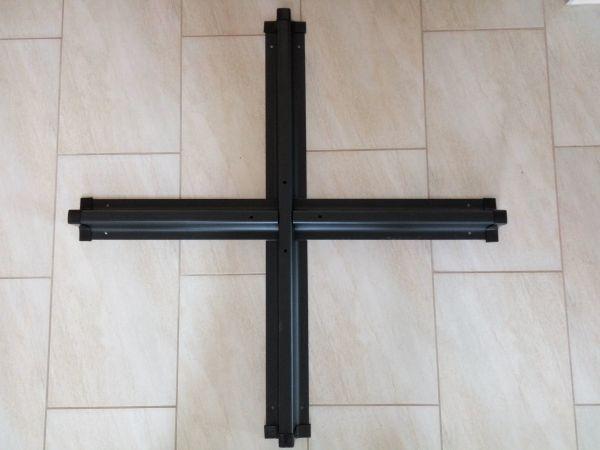 Fußkreuz für Ampelschirm Sonnenschirm z