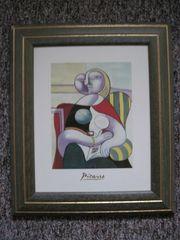 Lesende Pablo Picasso La Lecture