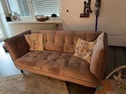 Chesterfield Sofa Rose