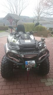 quad Can am Outlander 1000