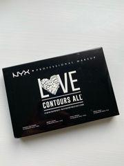 NYX Professional make-up palette