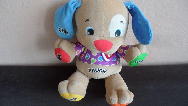 Fisher-Price Lernspass Hundefreundin von Mattel