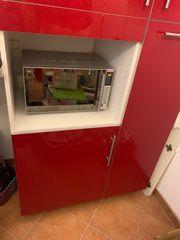 Ikea Faktum Hochschränke mit Arbeitsplatte