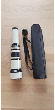 Walimex Teleobjektiv 650mm bis 1300mm