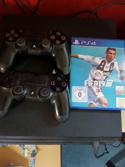 Playstation 4 Pro - inklusive Fifa