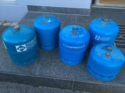 Gasflaschen Campinggas