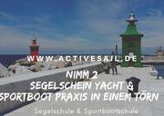 Sportbootschein Segelschein Yacht VDS oder