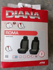 Diana Sitzüberzug anthrazit
